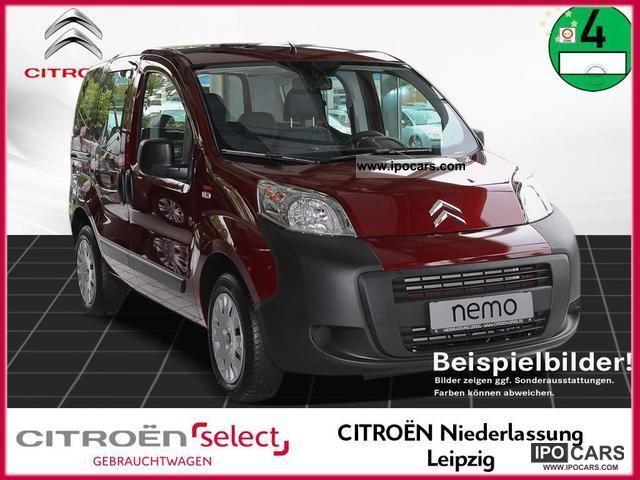 2011 Citroen  Nemo Multispace 1.4 Estate Car Demonstration Vehicle photo