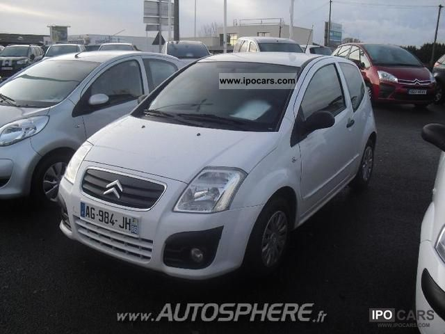 2009 Citroen  C2 1.4 HDi70 Collection Small Car Used vehicle photo