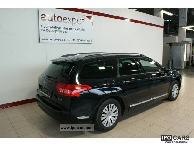 2009 citroen c5 tourer hdi 140 fap business class leather klim car photo and specs. Black Bedroom Furniture Sets. Home Design Ideas
