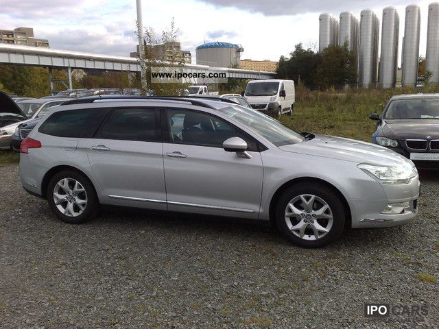 2008 citroen citroen c5 tourer hdi 110 fap business navi wr apc 17 car photo and specs. Black Bedroom Furniture Sets. Home Design Ideas