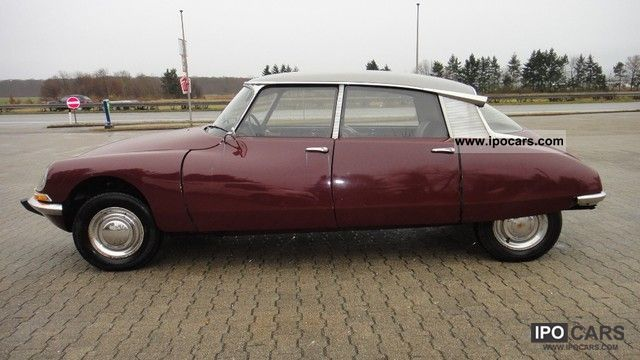 1969 Citroen  DS ID20 plus vehicle parts!! L @ ​​@ k Limousine Used vehicle photo