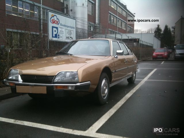 Citroen  CX Pallas 4.2 m. Leather 1979 Vintage, Classic and Old Cars photo