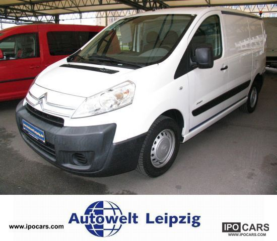 2007 citroen jumpy 1 6 hdi 90 box euro4 car photo and specs. Black Bedroom Furniture Sets. Home Design Ideas