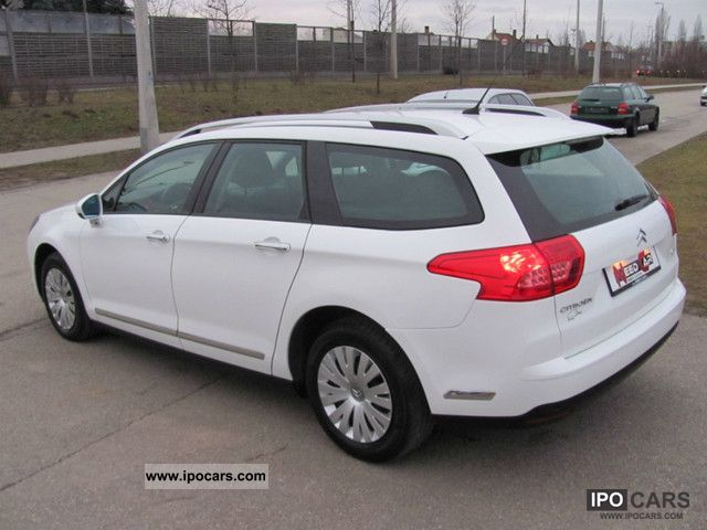 2009 citroen c5 hdi 110 tendance car photo and specs. Black Bedroom Furniture Sets. Home Design Ideas