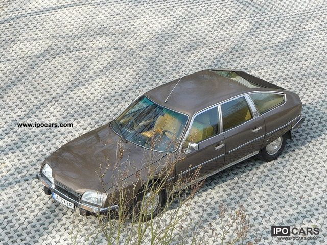 1978 Citroen  CX Pallas series 1 Limousine Classic Vehicle photo