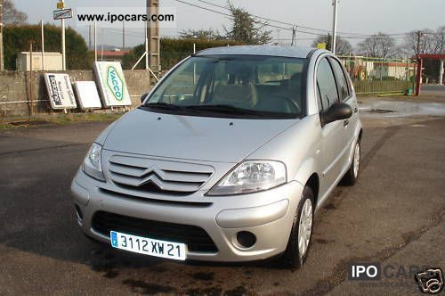 2009 citroen c3 car type essence 2009 champ suffered car photo and specs. Black Bedroom Furniture Sets. Home Design Ideas