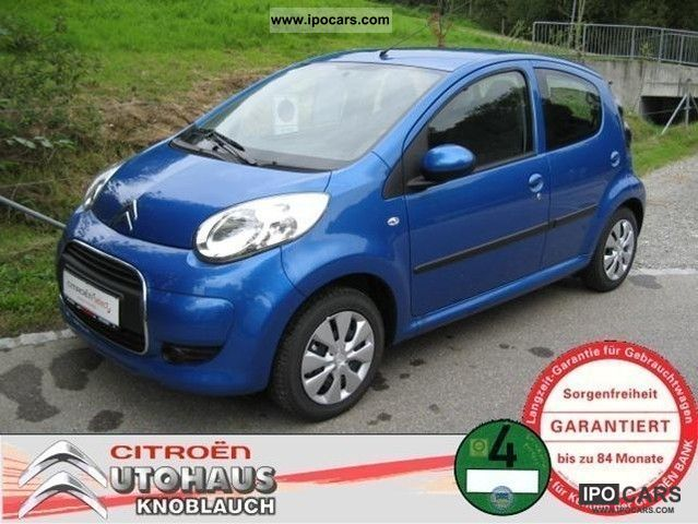 2012 Citroen  1.0 Style 5-door C1 * audio * Climate * Metallic T Small Car Pre-Registration photo