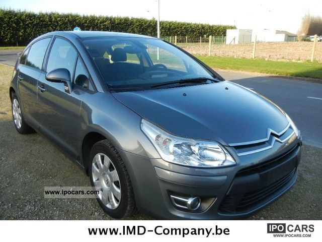 2009 citroen c4 berline 16 ambiance pack hdi 110 car photo and specs. Black Bedroom Furniture Sets. Home Design Ideas