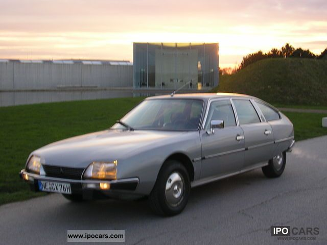 1979 Citroen  CX 2000 Pallas Limousine Used vehicle photo