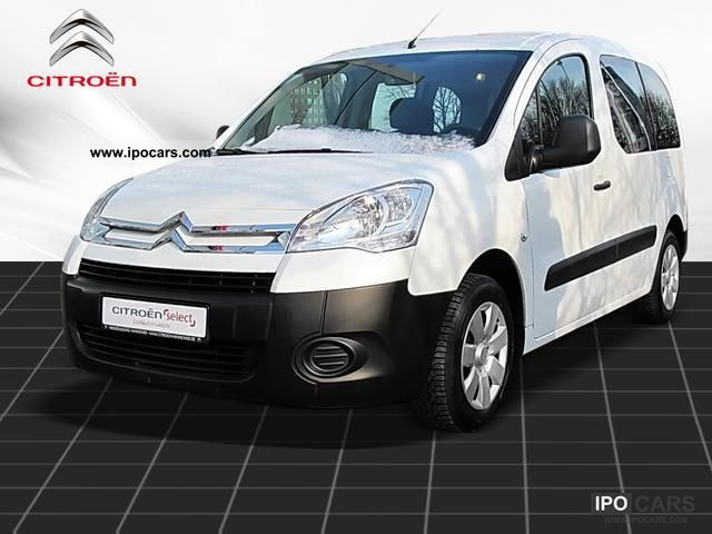 2010 citroen berlingo 1 6 hdi 75 attraction car photo and specs. Black Bedroom Furniture Sets. Home Design Ideas