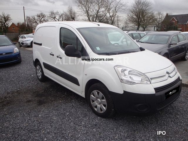2011 Citroen  BERLINGO 2011 HDi 75 625 KG OF COURT COMFORT Other Used vehicle photo