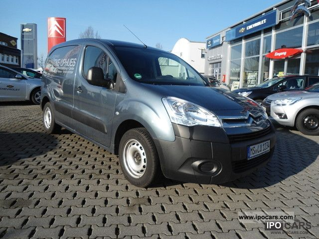 2010 Citroen  BERLINGO NIVA VTI 95 KW Other Demonstration Vehicle photo