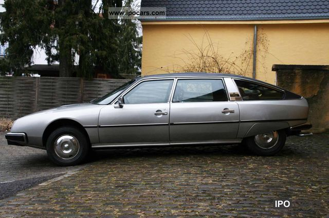 Citroen  CX Prestige classic car 32 years 1979 Vintage, Classic and Old Cars photo