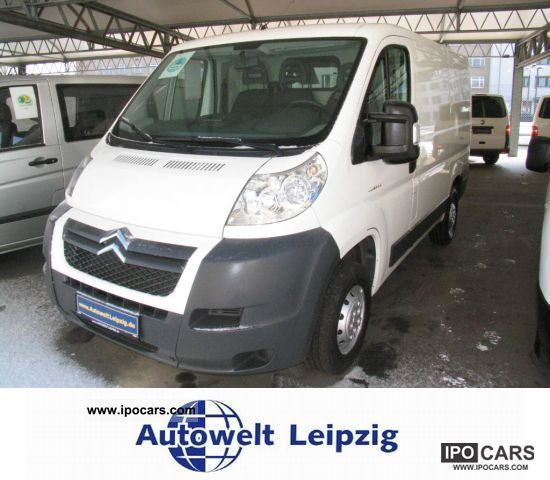 2007 Citroen  Jumper L1H1 HDi 100 box EURO 4 Van / Minibus Used vehicle photo