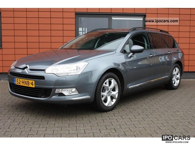 2009 citroen c5 tourer 1 6 dynamique hdif airdream car photo and specs. Black Bedroom Furniture Sets. Home Design Ideas