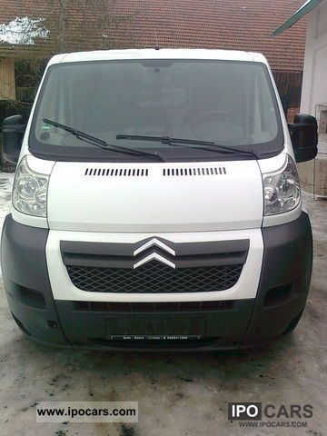2007 Citroen  Jumper L2H1 30 Van / Minibus Used vehicle photo