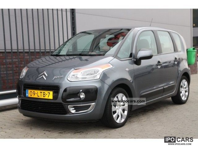 2010 citroen c3 picasso 1 4vti aura car photo and specs. Black Bedroom Furniture Sets. Home Design Ideas