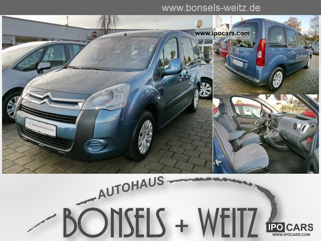2008 Citroen  BERLINGO MULTISPACE Estate Car Used vehicle photo