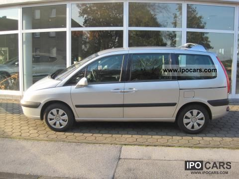 2007 citroen c8 hdi 135 fap tendance car photo and specs. Black Bedroom Furniture Sets. Home Design Ideas
