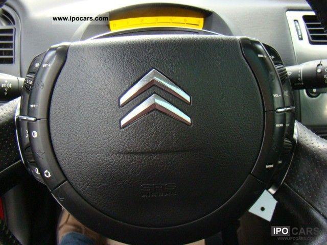 2006 Citroen C4 2 0 Hdi Fap Vts Car Photo And Specs