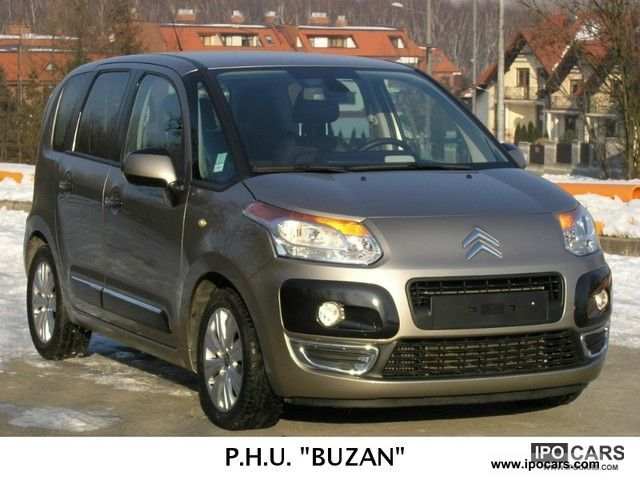 2010 Citroen  C3 Picasso Exclusive 1.6HDI Van / Minibus Used vehicle photo