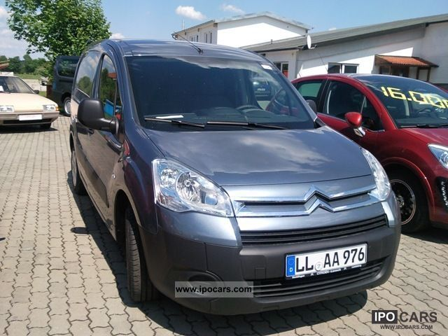 2011 Citroen  Berlingo L1 1.6 HDi 90 FAP level of A Other Demonstration Vehicle photo