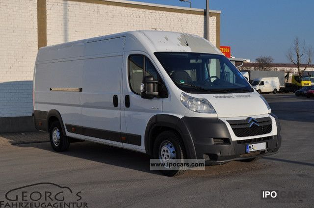 2007 Citroen  * Jumper Box & High MAXI LONG * Van / Minibus Used vehicle photo