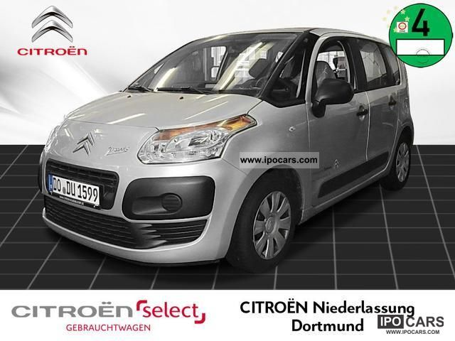 2011 Citroen  C3 Picasso VTi 95 Advance Audio-climate package Small Car Demonstration Vehicle photo
