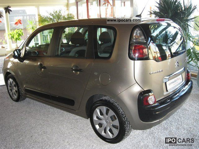 2011 citroen c3 picasso vti95 tendance car photo and specs. Black Bedroom Furniture Sets. Home Design Ideas