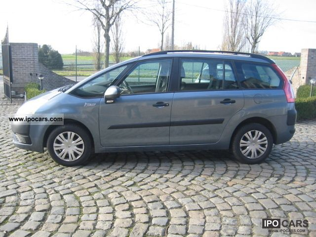 2009 Citroen  Grand C4 Picasso Van / Minibus Used vehicle photo