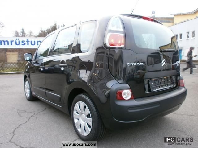 2009 citroen c3 picasso vti 95 only 41 000 km checkbook car photo and specs. Black Bedroom Furniture Sets. Home Design Ideas