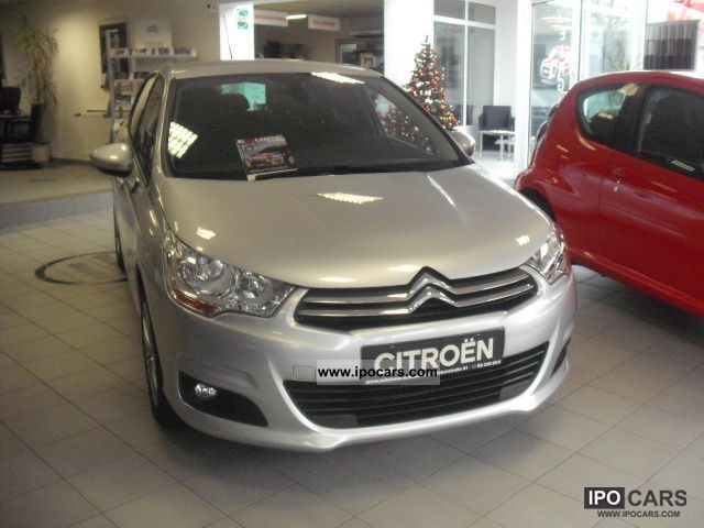 2011 citroen c4 new new car vti 95 attraction car. Black Bedroom Furniture Sets. Home Design Ideas