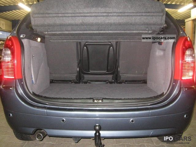 2009 citroen xsara picasso 1 6 tendance car photo and specs. Black Bedroom Furniture Sets. Home Design Ideas