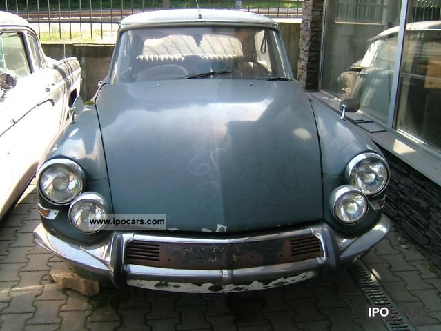 1967 Citroen  DS 21 Pallas Limousine Classic Vehicle photo