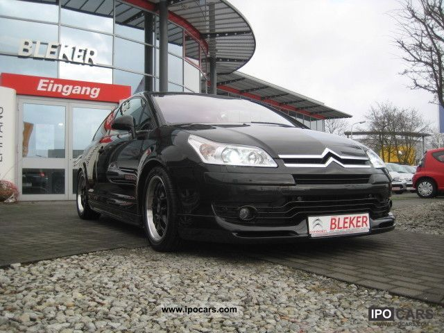 2006 citroen c4 hdi 135 fap vts car photo and specs. Black Bedroom Furniture Sets. Home Design Ideas