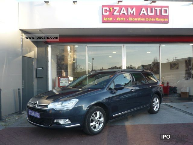 2009 Citroen  C5 Tourer 1.6 HDI 110 FAP DYNAMIQUE Estate Car Used vehicle photo