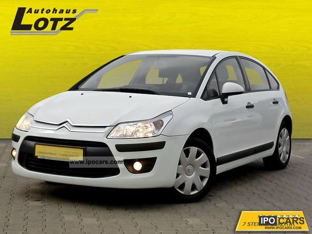 2009 citroen c4 hdi 90 fap style car photo and specs. Black Bedroom Furniture Sets. Home Design Ideas
