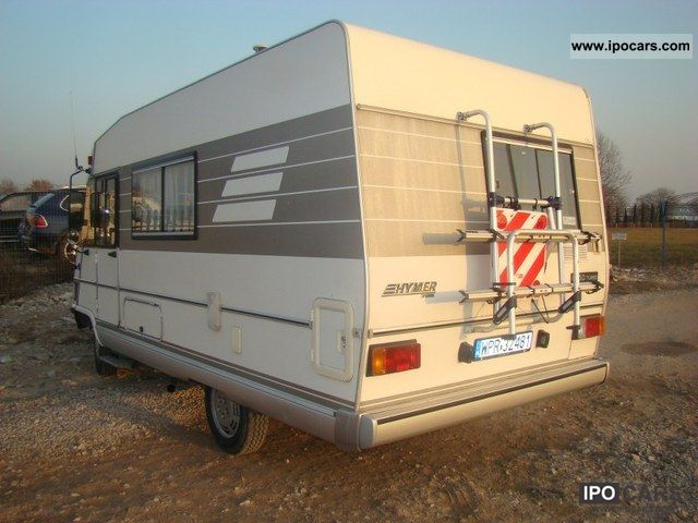 1993 Citroen C25 CAMPING, Hymer, BEZWYPADKOWY  Car Photo