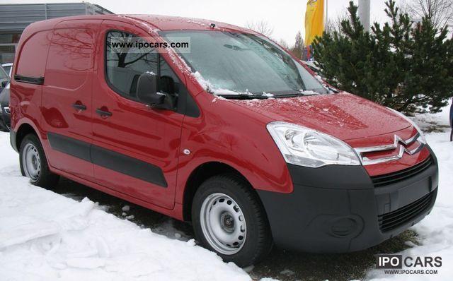 2011 Citroen  Berlingo L1 1.6 HDi 75 Level A Van / Minibus Demonstration Vehicle photo