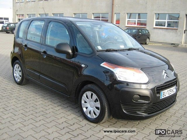 2011 citroen c3 picasso vti 95 air computers ksi serwis 4x car photo and specs. Black Bedroom Furniture Sets. Home Design Ideas