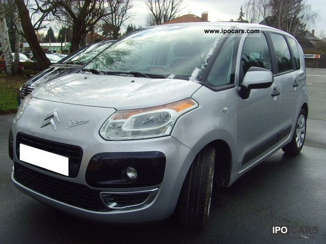 2011 citroen c3 picasso hdi 90 fap car photo and specs. Black Bedroom Furniture Sets. Home Design Ideas
