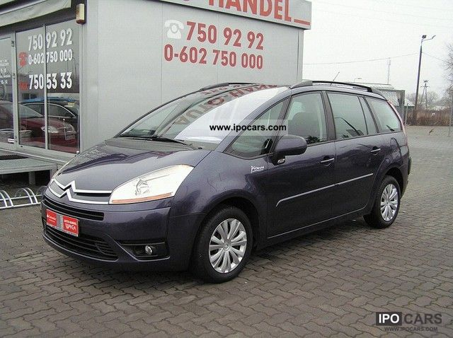 2008 Citroen  C4 GRAND PICASSO Estate Car Used vehicle photo