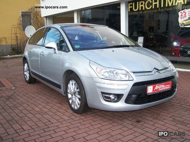 2008 citroen c4 hdi 110 fap exclusive egs6 car photo and specs. Black Bedroom Furniture Sets. Home Design Ideas