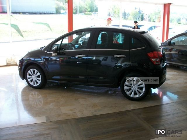 2012 citroen c3 1 4 selection car photo and specs. Black Bedroom Furniture Sets. Home Design Ideas