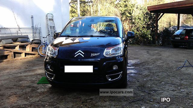 2009 Citroen  C3 Picasso VTi Exclusive 95/2014 Warranty Van / Minibus Used vehicle photo