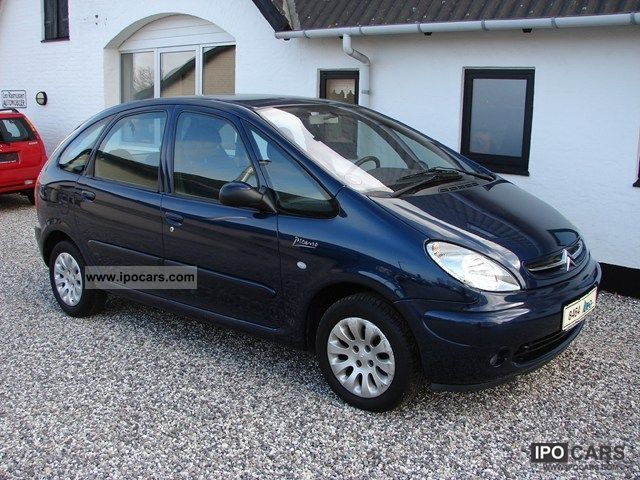2003 citroen xsara picasso 2 0 hdi exclusive car photo and specs. Black Bedroom Furniture Sets. Home Design Ideas