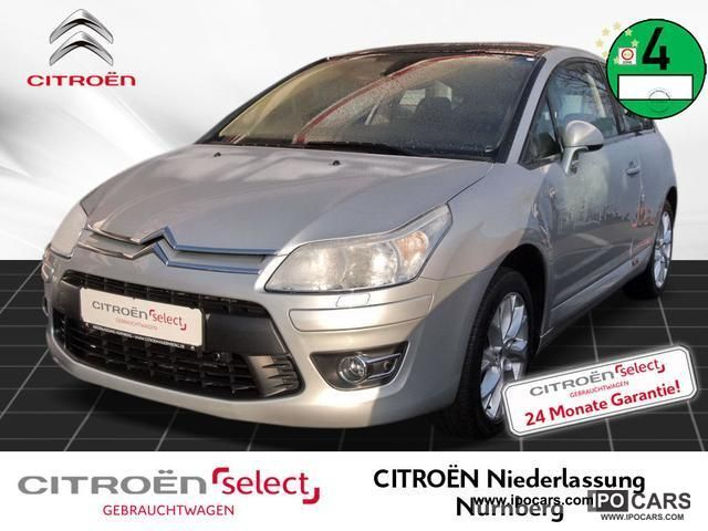 2009 Citroen  C4 Coupe VTS HDi 110 FAP particulate filter Sports car/Coupe Used vehicle photo