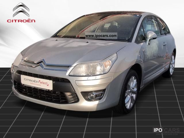 2009 citroen c4 coupe vts hdi 110 fap particulate filter car photo and specs. Black Bedroom Furniture Sets. Home Design Ideas