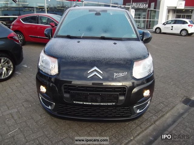 2009 citroen c3 picasso vti 120 exclusive car photo and specs. Black Bedroom Furniture Sets. Home Design Ideas