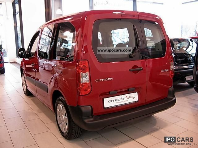2011 citroen berlingo 1 6 hdi 75 nl attraction berlin car photo and specs. Black Bedroom Furniture Sets. Home Design Ideas